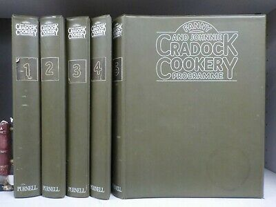 Fanny And Johnnie Craddock - Cookery Programme - 80 Magazines (ID:6266)