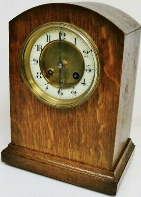 Antique French Mantle Clock Circa 1870