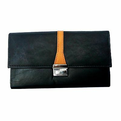 Real Leather Waiter Wallet Money Purse Waiter's Money Pouch Taxi Wallet