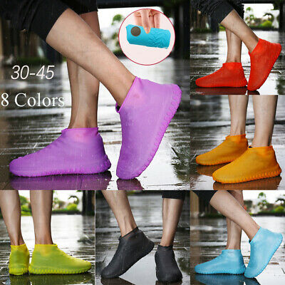 Resistant Non-slip Latex Rain Boots Slip-resistant Shoe Covers Footwear cover