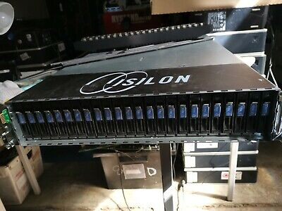 Dell / EMC2 Isilon S200 Series S210 NAS Server 21.6TB