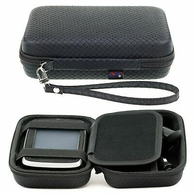 Slim Hard Carry Case For TomTom Go 6200 6250 6100 Go 620 610 61 With Hand Strap