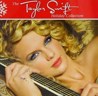 Taylor Swift Holiday Collection CD NEW