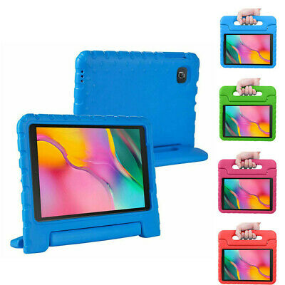 For Samsung Galaxy Tab A 2019 10.1 Full Body Case Handle Stand Kids SM T510 T515