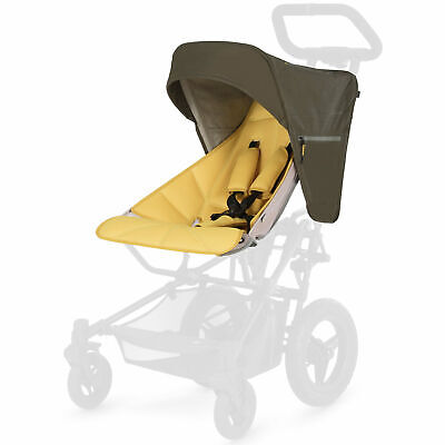 Micralite Essential Pack For FastFold Stroller Khaki / Saffron