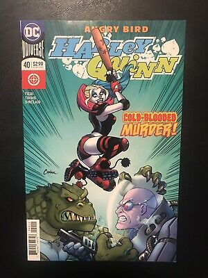 Harley Quinn #40 DC Universe Conner Tieri Timms Sinclair NM/NM- Birds of Prey