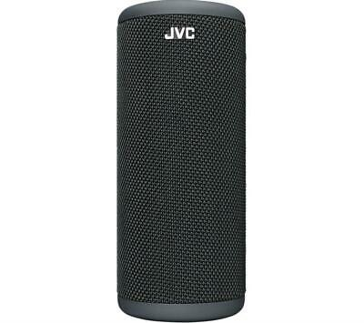 JVC SP-AD85-B Portable Bluetooth Speaker Water Resistant Black Unit Only
