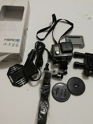 Gopro Hero+ Plus Lcd Action Camcorder Boxed Touchscreen