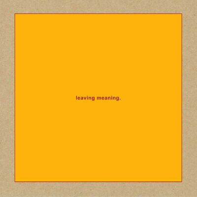 Swans - Leaving Meaning - 2 Cd