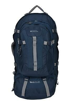 Mountain Warehouse Nevis Extreme 65L Rucksack + 15L Detachable Day Bag Backpack
