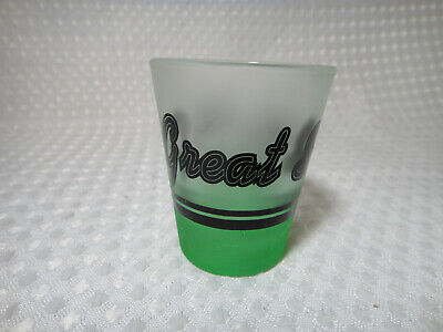Great Smoky Mts. Tennessee Souvenir Shot Glass