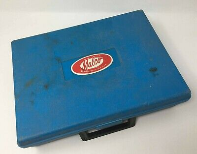 MALCO ER-68 Riveter lectric in Case Vintage Tool Tested Used