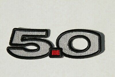 Ford Mustang Shelby 5.0 Jacket Patch