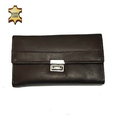 Real Leather Waiter Wallet Use Waiter Wallet Taxi Purse Bag Exchange