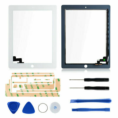 For iPad 2 3 4th Air 1 2&Mini1 2 Front Touch Screen Glass Replacement Digitizers
