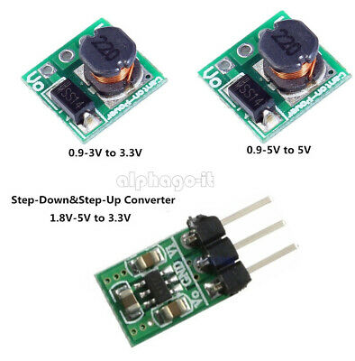 DC-DC Step Down/Step Up Converter 1.8V-5V to 3.3V CC1101 Wifi Bluetooth ESP8266