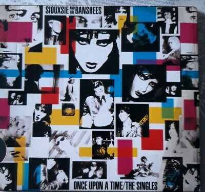 Siouxsie & The Banshees - Once Upon A Time/ The Singles (card sleeve)