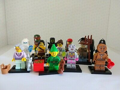 LEGO Minifigures Series 11 (71002) - Select Your Character
