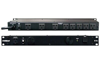 Furman M-8Lx 15 Amp AC Power Conditioner for Rack Mount System M8LX