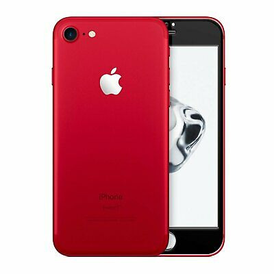Apple iPhone 7 (Product) Red 128GB (GSM Unlocked) Smartphone