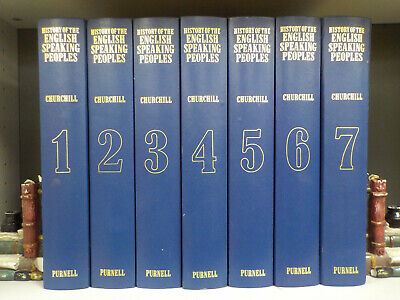 Churchill - History Of The English Speaking Peoples - 112 Magazines (ID:6321)