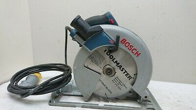 Bosch GKS85 Professional 235mm Circular Saw - 110v - With New Blade