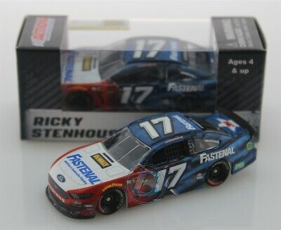 2019 RICKY STENHOUSE JR #17 Fastenal Patriotic 1:64 Action Free Shipping