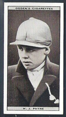 Ogdens-Steeplechase Celebrities-#29- Top Quality Horse Racing Card!!!