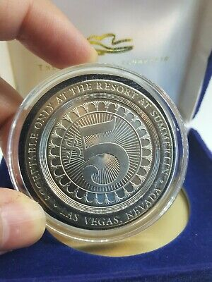 $5 Slot Gaming Token Coin The Resort Summerlin Casino 1999 Las Vegas