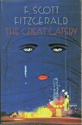 The Great Gatsby, F. Scott Fitzgerald, PB Very Good 9780743273565