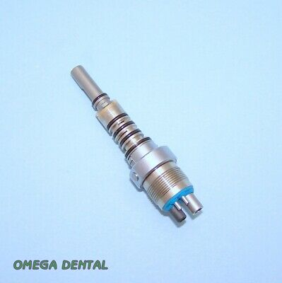 Midwest Coupler for Sylus, XGT without Optics, Omega Dental Handpiece