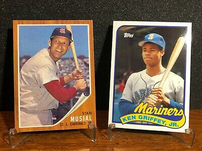 2019 Topps Update ICONIC CARD REPRINTS You Pick Finish Your Set Griffey Chipper