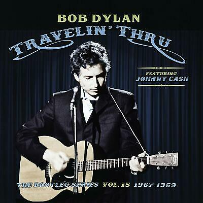 Bob Dylan Travelin' Thru 1967-1969 Bootleg Series Vol 15 3 CD NEW