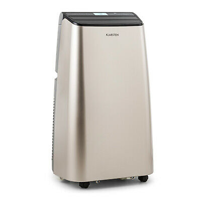 Clim Mobile Klarstein Air Conditionne Ventilateur Fonction Minuterie 9000 Btu/H