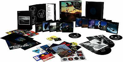"Pink Floyd ""The Later Years"" Boxset 5X CD 5X DVD 6X BLU RAY 2X 7""S - PRESALE"