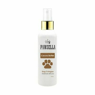 PAWSELLA Cocoa Butter Dog Cologne 150ml Professional Dog Groomer Fragrance Spray