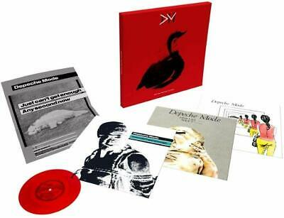 "Depeche Mode ""Speak & Spell"" 12"" Singles Collection 4 x  VINYL Box Set - NEW"