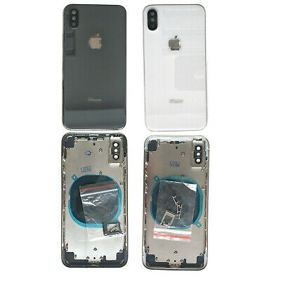 For iPhone X 8 8 Plus New Replacement Housing Battery Back Cover Frame Assembly