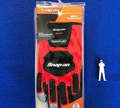Snap On Impact SuperCuff Protection Gloves Christmas Stocking Filler Gift NEW