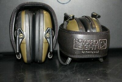 PAIR Howard Leight By Honeywell R-01526 Impact Sport Sound Electronic Earmuff
