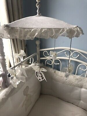 Picci Baby Carousel With Music Box Luxury Cot Mobile