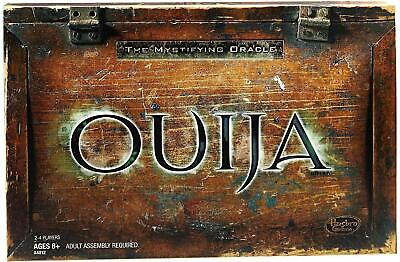 Ouija Board Game Mystifying Oracle Witch Ghost Classic Spirit World Game