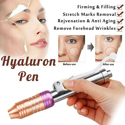 Hyaluron Stylo Acide Hyaluronique Non Invasif Nébuliseur Atomiseur Injection
