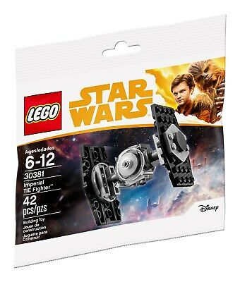 Lego Star Wars Imperial Tie Fighter Mini Polybag 30381