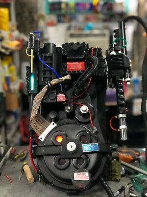 Proton Pack, Professionally Assembled w/ Lights & Sound.
