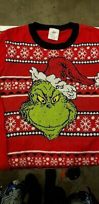 Hybrid Holiday Boys Sweater  The Grinch New