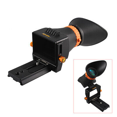 "TARION New TR-V1 LCD Display Viewfinder Universal View Finder for 3.0"" 3.2"" D90"