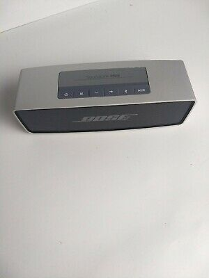 Bose SoundLink Mini I Bluetooth Speaker. For parts or repair only.