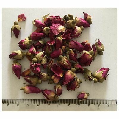 Edible Dried Roses, Dried Rose Buds, Cooking, Cocktail Garnishes, Craft
