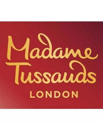 2 x MADAME TUSSAUDS LONDON Tickets - All 9 Sun Savers Codes, Pick Up Your Date.